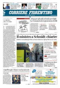 Corriere Fiorentino La Toscana – 03 ottobre 2019