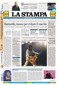 La Stampa Imperia e Sanremo - 21 Febbraio 2018