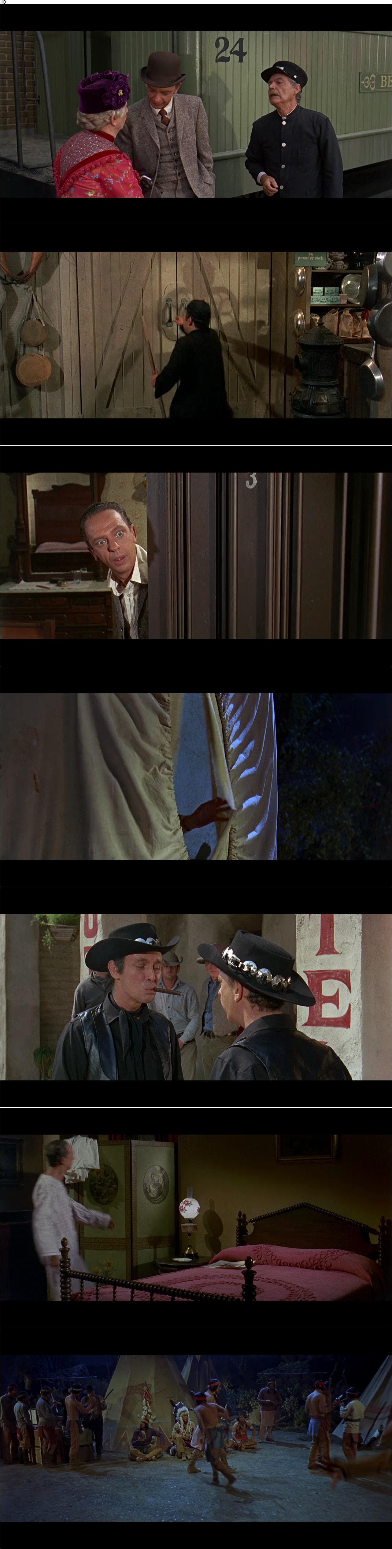 The Shakiest Gun in the West (1968)