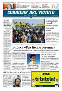 Corriere del Veneto Padova e Rovigo – 18 settembre 2018