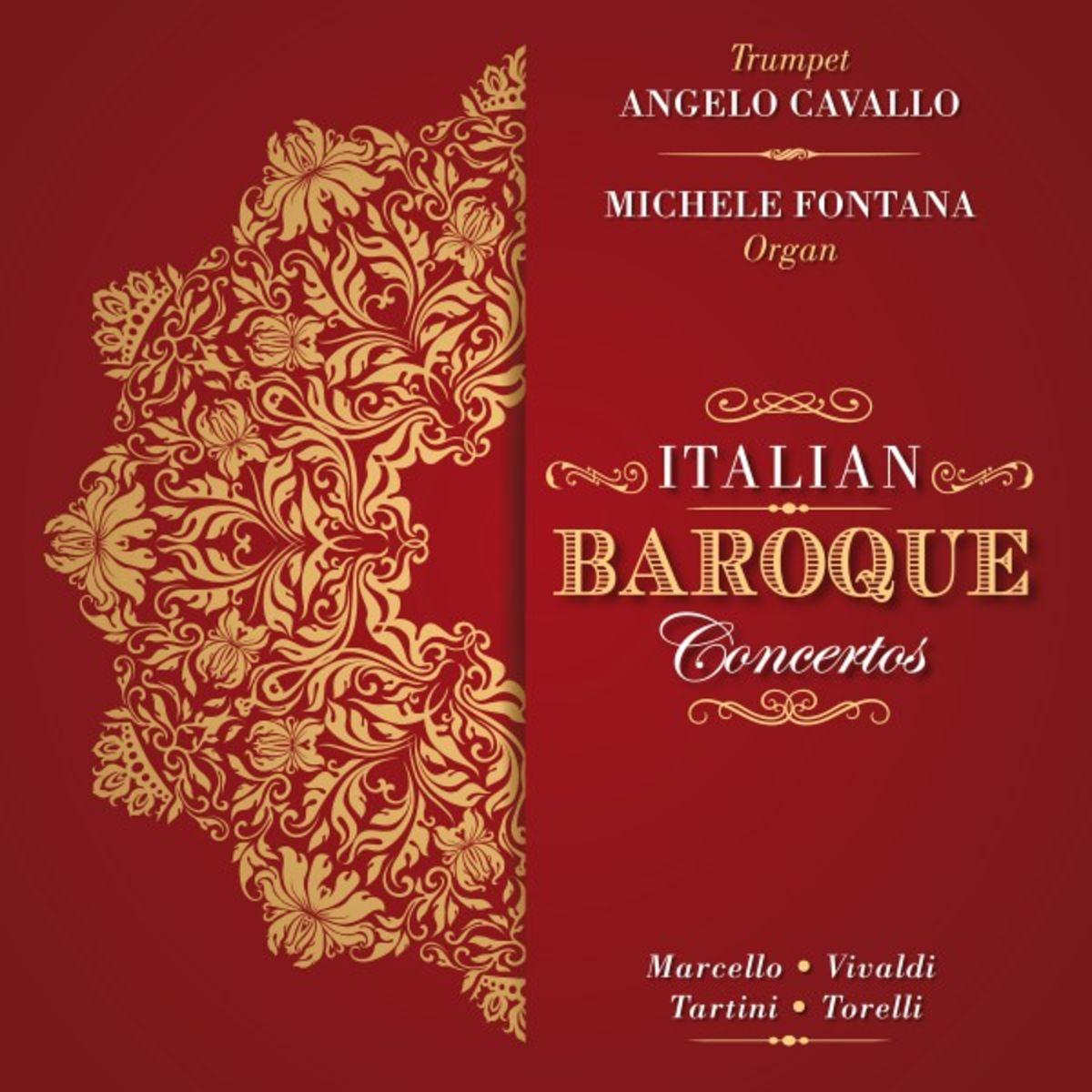Angelo Cavallo - Italian Baroque Concertos (2019)