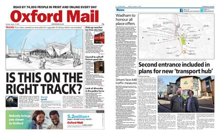 Oxford Mail – August 17, 2020