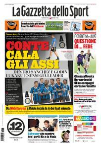 La Gazzetta dello Sport Roma – 13 settembre 2019