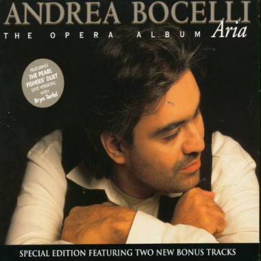 Andrea Bocelli - Aria - The Opera Album (special edition)