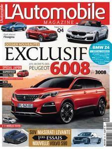 L'Automobile Magazine - mai 2016