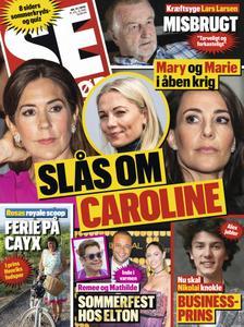 SE og HØR – 31. juli 2019