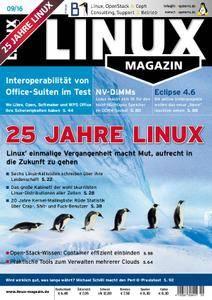 Linux-Magazin – September 2016