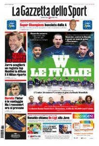 La Gazzetta dello Sport – 11 giugno 2019