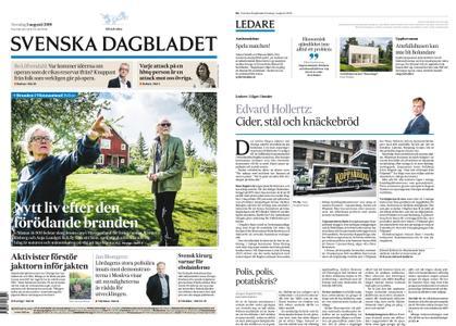 Svenska Dagbladet – 01 augusti 2019