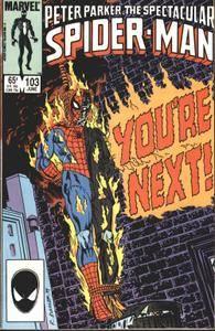 For PostalPops Peter Parker The Spectacular Spider-Man v1 103 cbr
