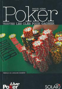 """Raquel Azran, """"Poker : Toutes les clés pour gagner"""""""