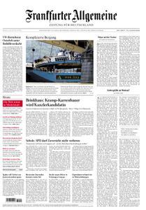 Frankfurter Allgemeine Zeitung F.A.Z. - 12. Juni 2019