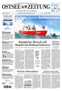 Ostsee Zeitung Wolgast - 17. Mai 2019