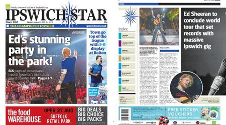 Ipswich Star – August 26, 2019
