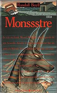Monssstre - Randall Boyll