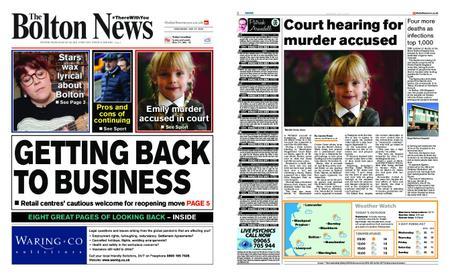 The Bolton News – May 27, 2020