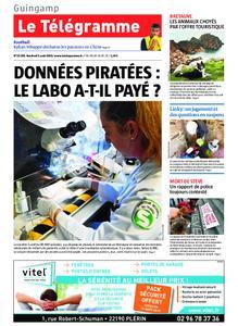 Le Télégramme Guingamp – 02 août 2019