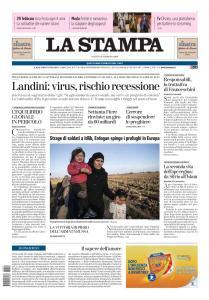 La Stampa Imperia e Sanremo - 29 Febbraio 2020
