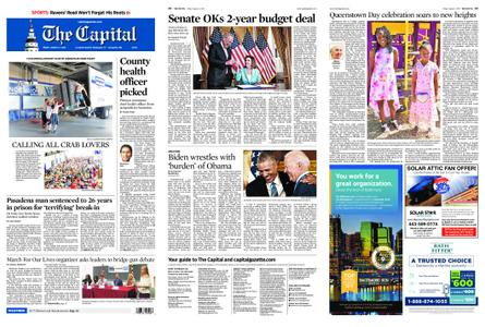 The Capital – August 02, 2019