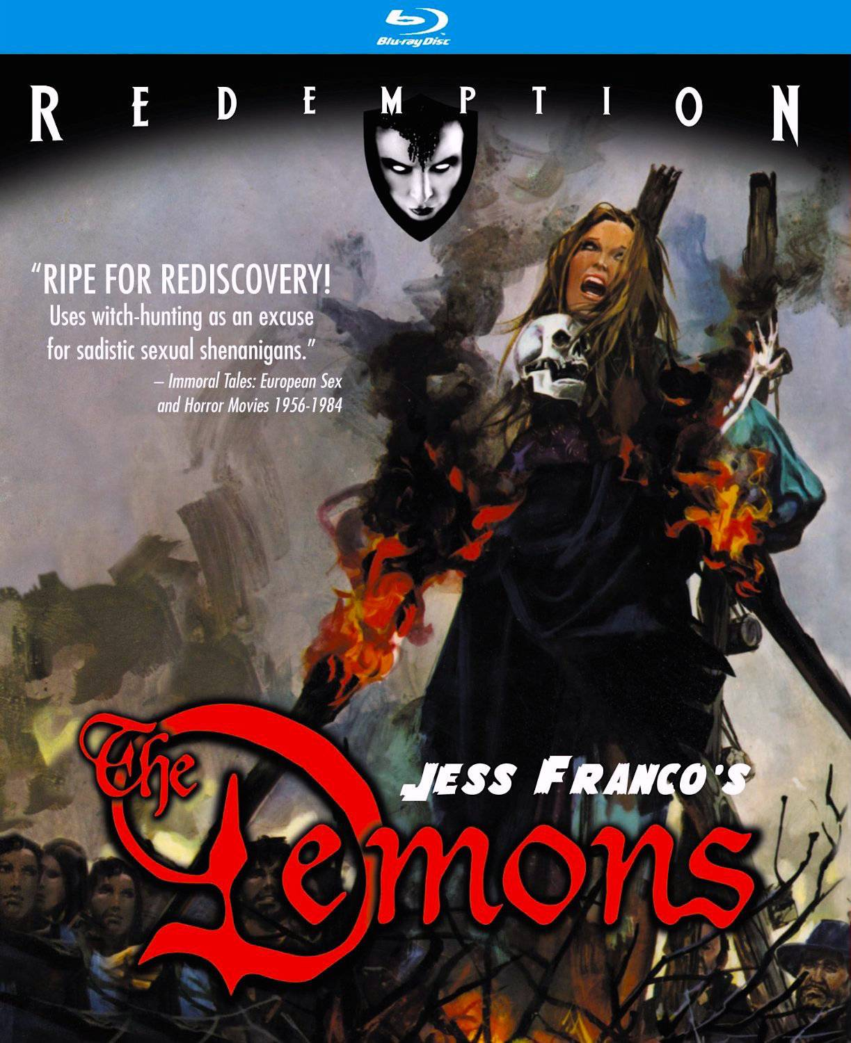 The Demons (1973) + Extras [Director's Cut]