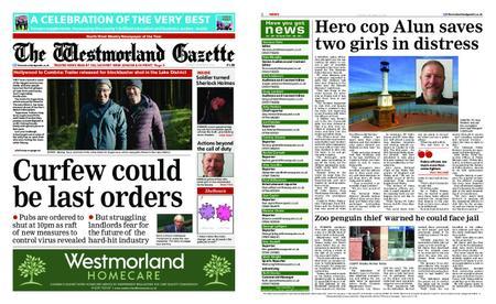 The Westmorland Gazette – September 24, 2020