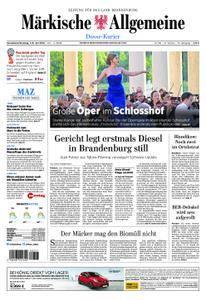 Märkische Allgemeine Dosse Kurier - 07. Juli 2018