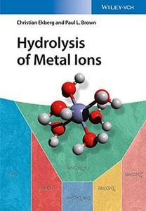 Hydrolysis of Metal Ions (Repost)