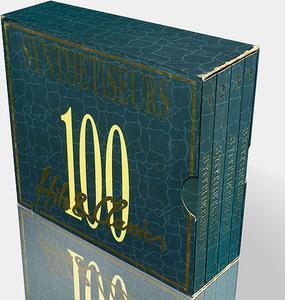 B. Russell - Synthesizer 100 Hits & Classics (1992) [4CD Box Set]