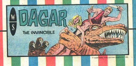 Dan Curtis Giveaway 08 - Dagar the Invincible (1974) (Western) (c2c) (ComicsCastle