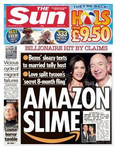 The Sun UK - 11 January 2019