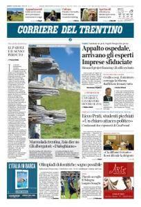 Corriere del Trentino - 7 Luglio 2018