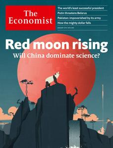 The Economist Middle East and Africa Edition – 12 January 2019