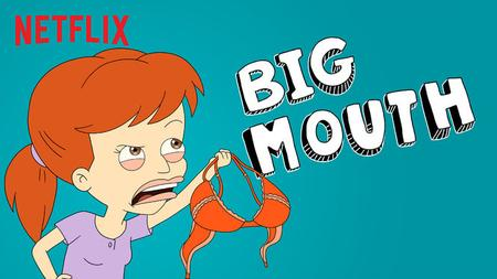 Big Mouth S02