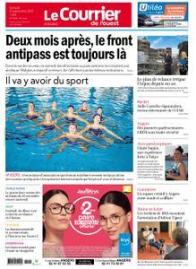 Le Courrier de l'Ouest Angers – 04 septembre 2021