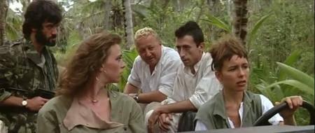 La Vengeance du Serpent à Plume (1984)