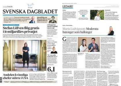 Svenska Dagbladet – 23 maj 2018