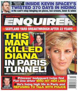 National Enquirer – January 21, 2019