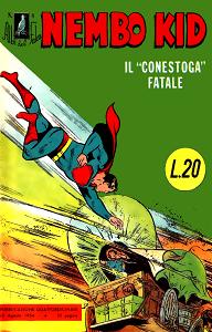 Albi Del Falco Nembo Kid - Volume 8