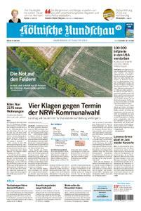 Kölnische Rundschau Wipperfürth/Lindlar – 29. Mai 2020