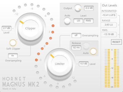HoRNet Magnus MK2 v2.0.6 WiN OSX