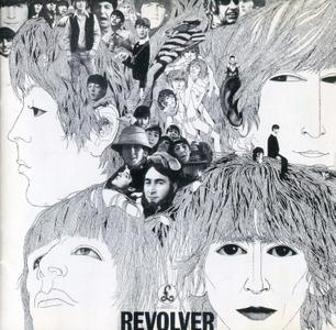 The Beatles - Revolver (1966) {1987, US Early Press}