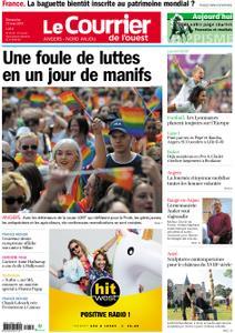 Le Courrier de l'Ouest Nord Anjou – 19 mai 2019