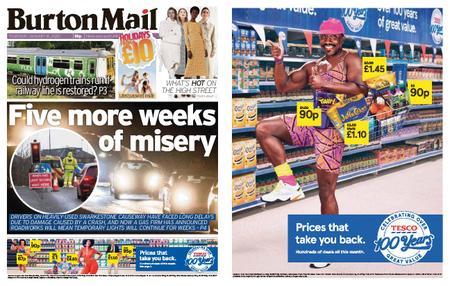 Burton Mail – January 16, 2020