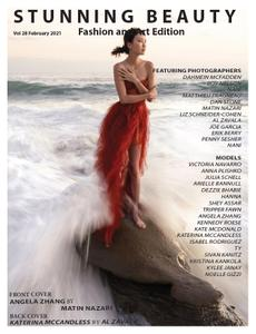 Stunning Beauty - Fashion and Art Edition February 2021