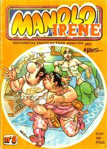 Manolo e Irene #3 (de 4), de Manel Ferrer