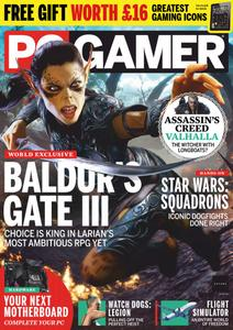 PC Gamer UK - October 2020