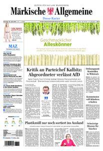Märkische Allgemeine Dosse Kurier - 30. April 2019