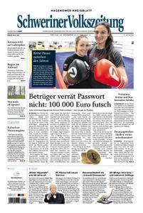 Schweriner Volkszeitung Hagenower Kreisblatt - 29. Dezember 2017