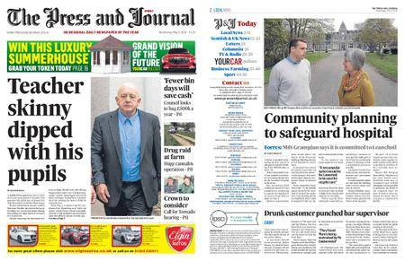 The Press and Journal Moray – May 02, 2018
