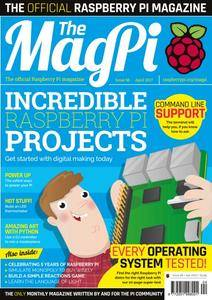 The MagPi - April 2017